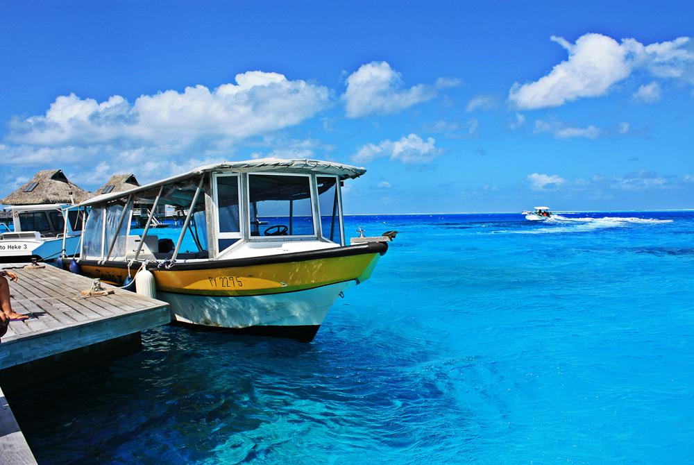 Kelionė į Bora Bora (egzotinės kelionės) 12
