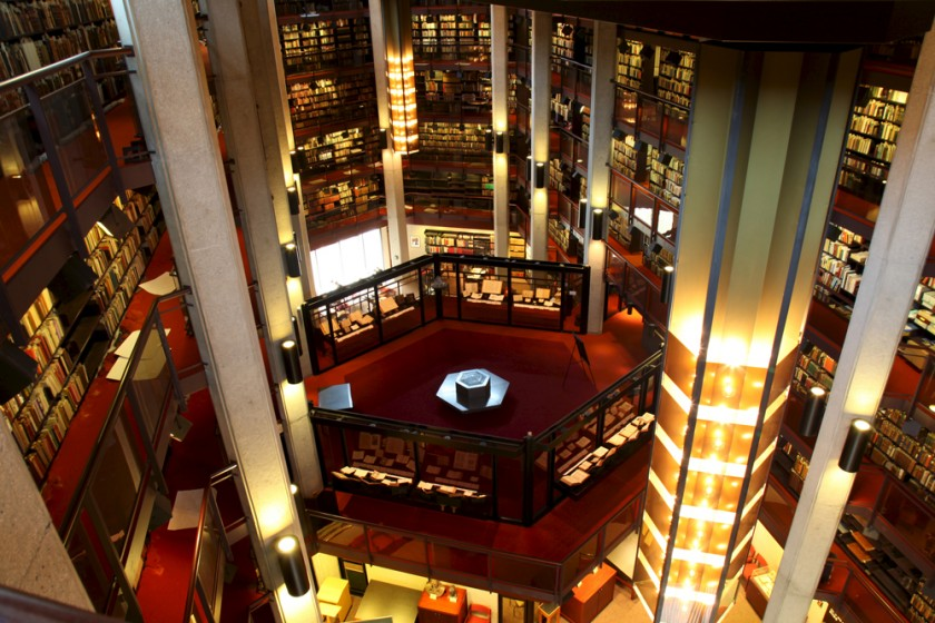 Fisher Library