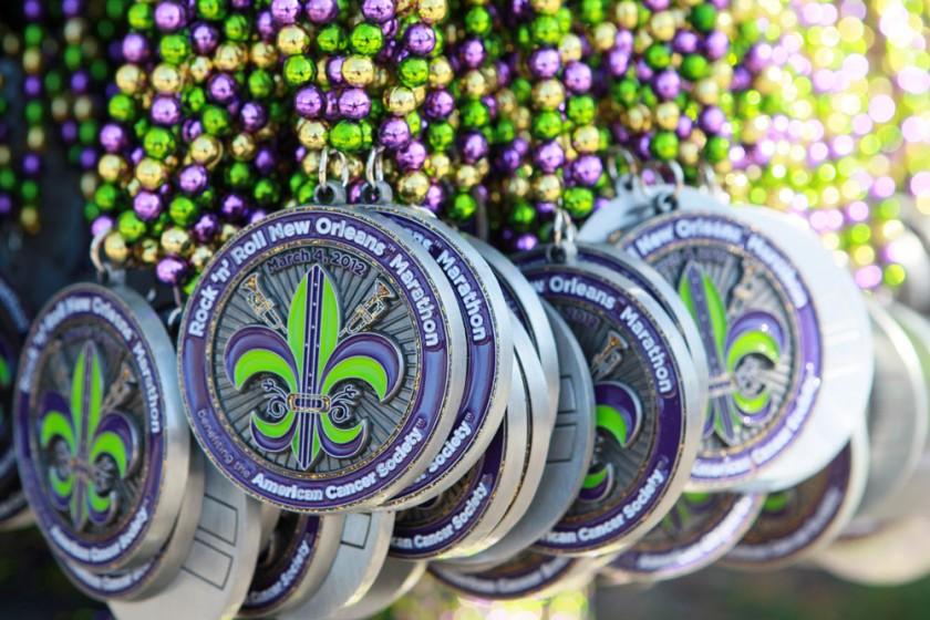2012 New Orleans Rock n Roll Marathon