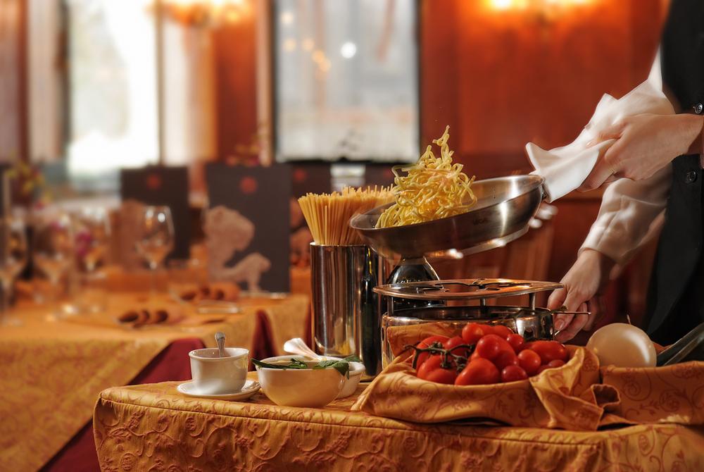 Restaurant La Piazzetta Hotel Concordia Venice